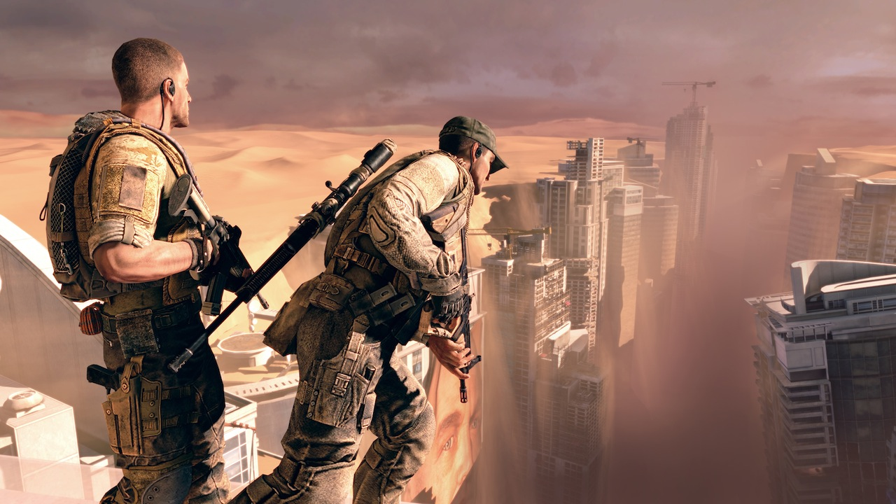 Spec Ops The Line Review Gamecloud