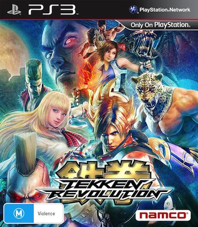 Tekken-Revolution