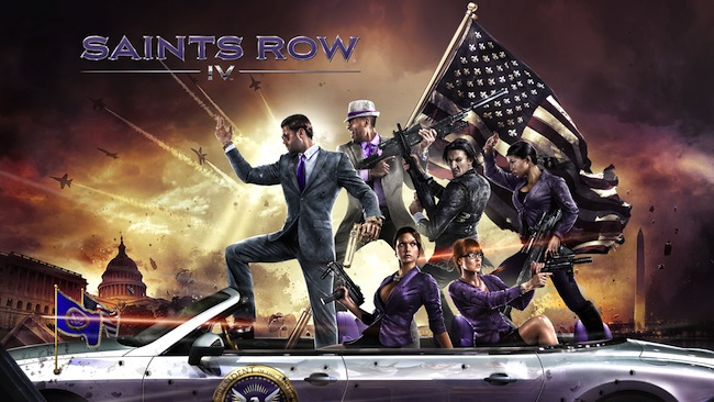 Saints Row 4 Is No Worse than a R Rated Movie Says Volition Developer 2 Saints Row IV