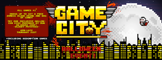 Game-City_Halloween Party