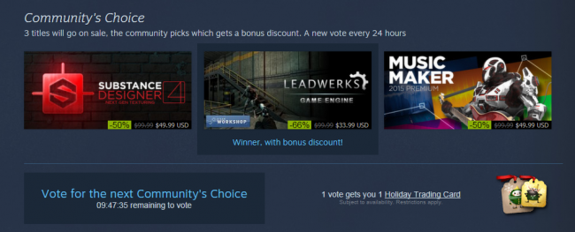 Community's Choice