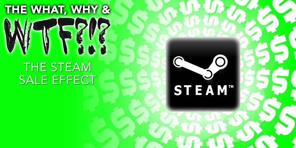 the Steam Sale Effect
