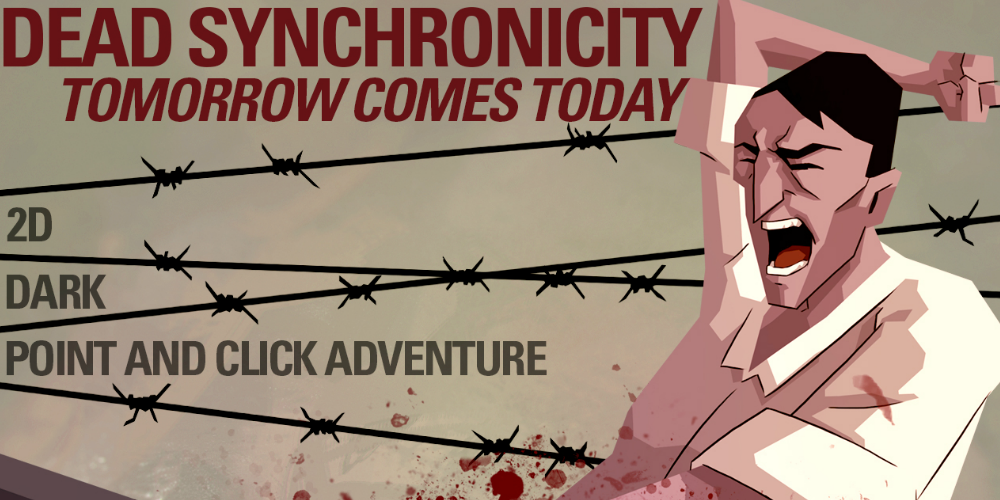 Dead Synchronicity Banner