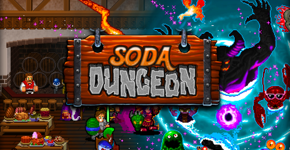 Soda Dungeon Banner