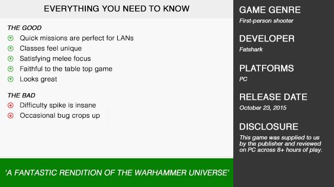 warhammer-vermintide-summary