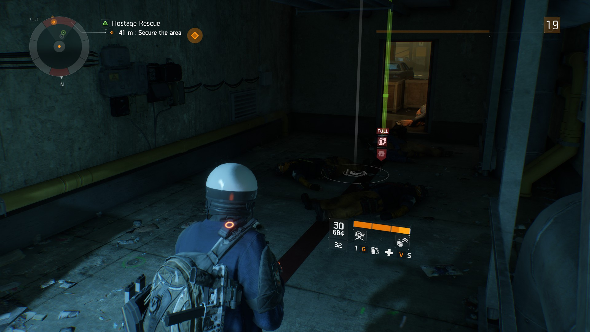 Tom Clancy's The Division Review | GameCloud