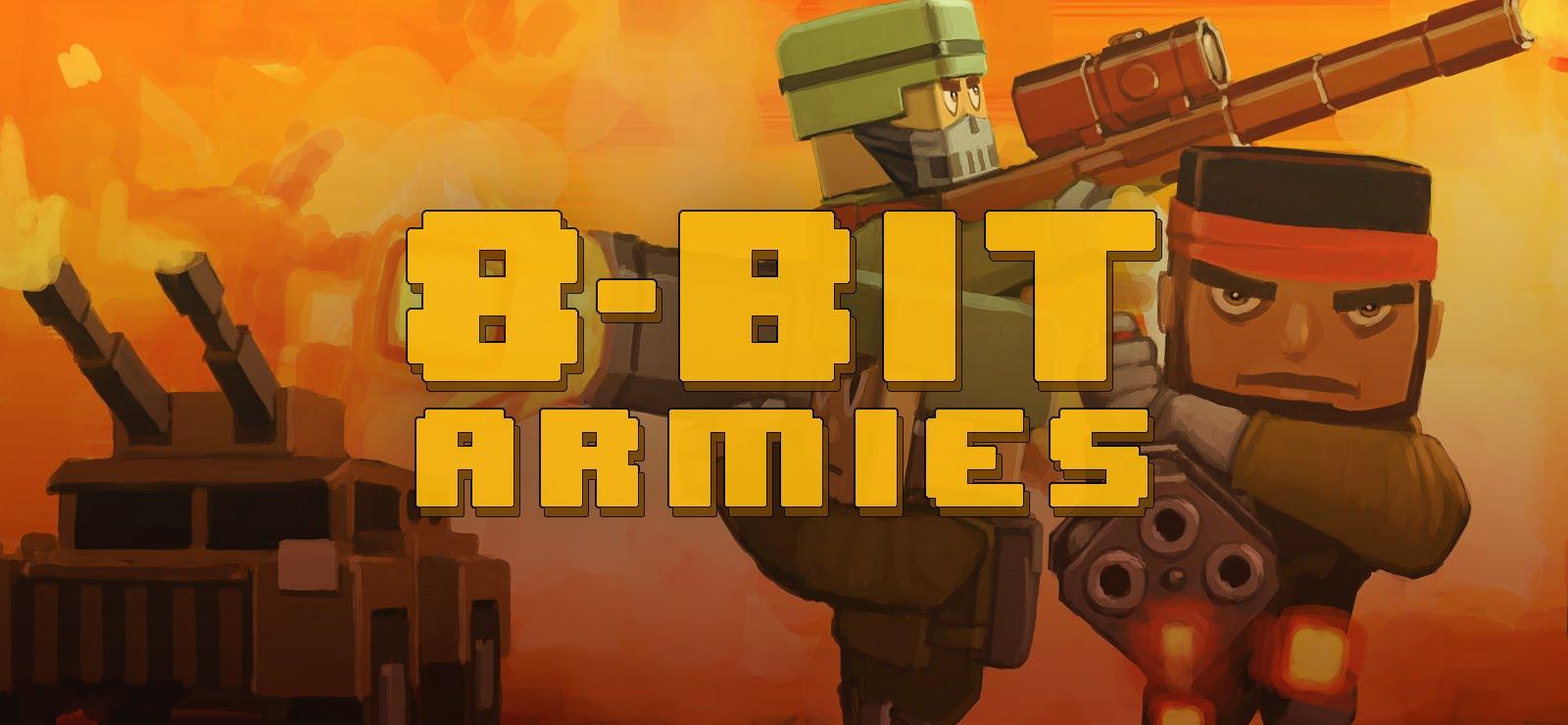 8 Bit Armies