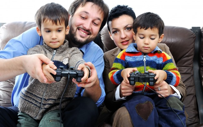 family-video-games