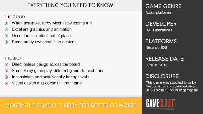 Kirby-Planet-Robobot_Review_Summary