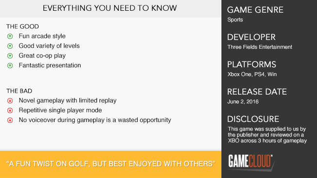 Dangerous_Golf_Review_Summary
