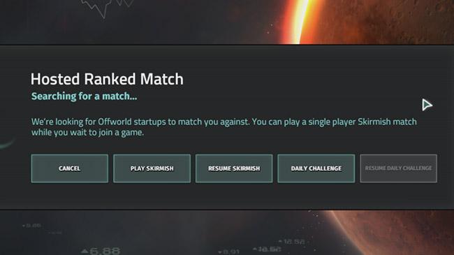 Play Skirmish