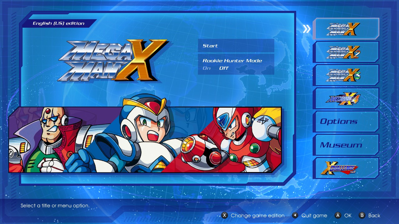 MegaManXLegacyCollectionReview