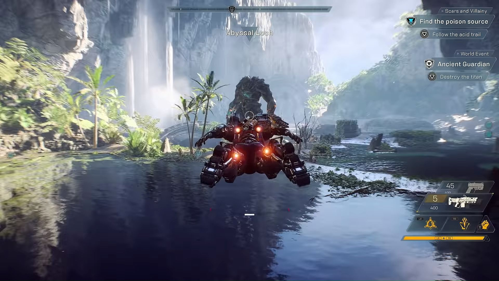 Anthem Review   GameCloud